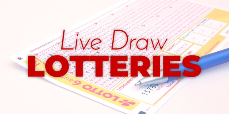 Best 24/7 Live Draw Lotteries in 2018
