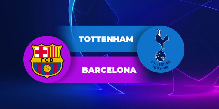 Champions League Group-Stage Betting: Barca vs Tottenham