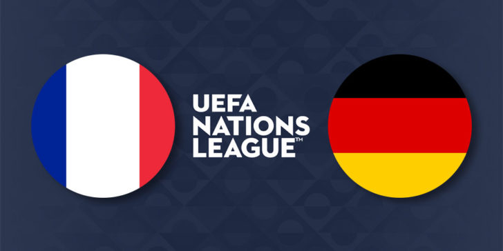 UEFA Nations League, France vs Germany odds