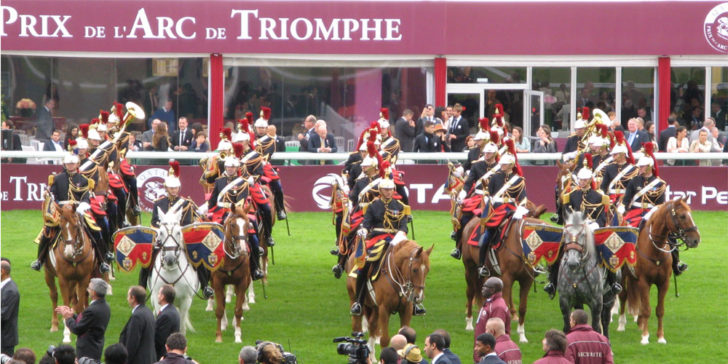 Sea Of Class Prix de l'Arc de Triomphe 2018 Betting Odds