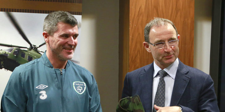 Bet on Next Republic of Ireland Manager: Will Keane Ever Replace O'Neill?