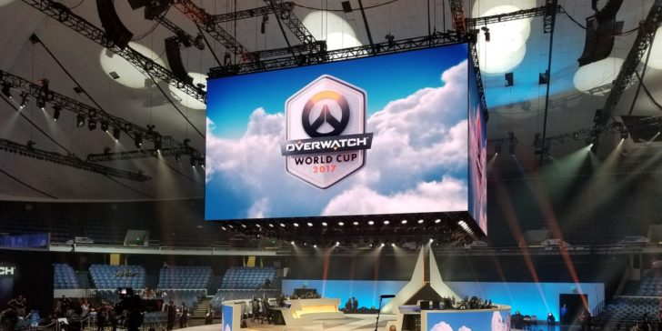 Bet Overwatch World Cup