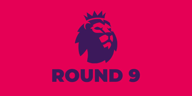 Premier League Round 9 betting preview
