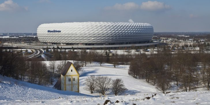 Allianz Arena Minuch Winter