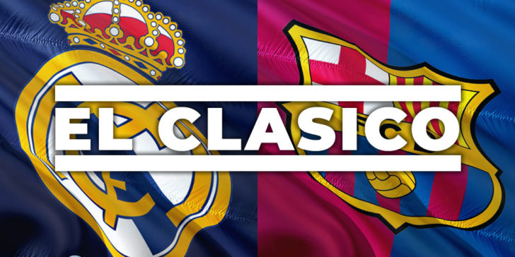 El Clasico 2018 Betting Tips