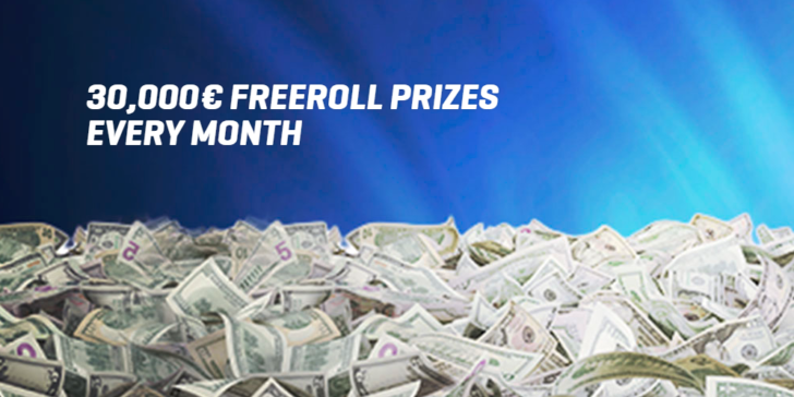 NordicBet Casino Poker Freeroll Tournaments