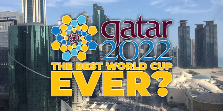 Qatar 2022 World Cup to be Best Ever – Says FIFA President