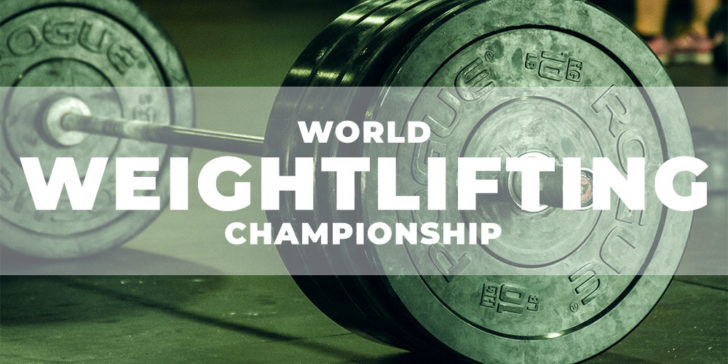 2018 World Weightlifting Championship Odds