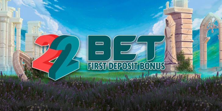22bet Casino S First Deposit Bonus Gamingzion Gamingzion