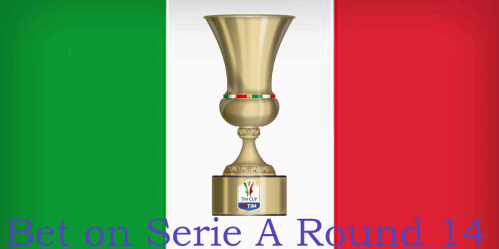 Bet on Serie A Round 14