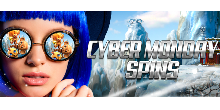 Cyber Monday Promotion: Deposit $100 for 80 Omni Slots Free Spins