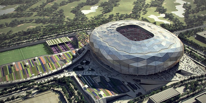 FIFA World Cup 2022 Stadium Qatar