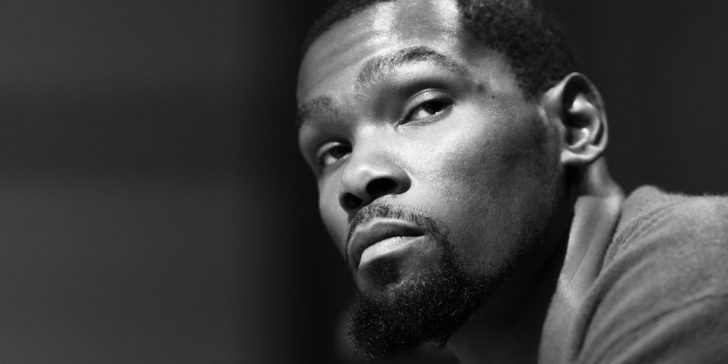 Kevin Durant's future odds