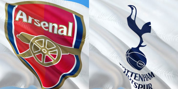 Bet on Arsenal v Tottenham
