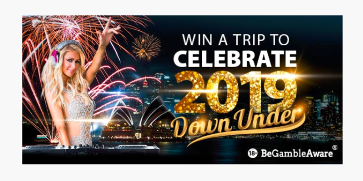 Win New Year's Eve Trip 2019