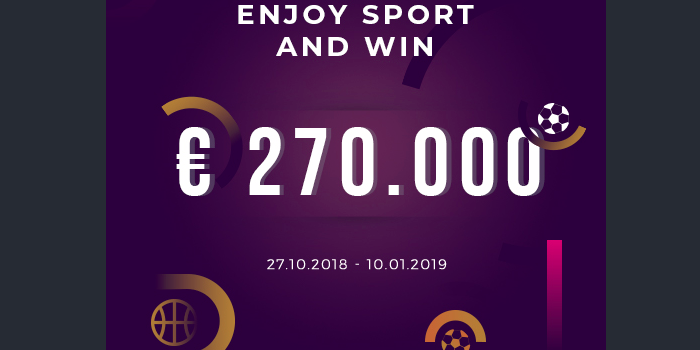 Win Several Thousands of Euros