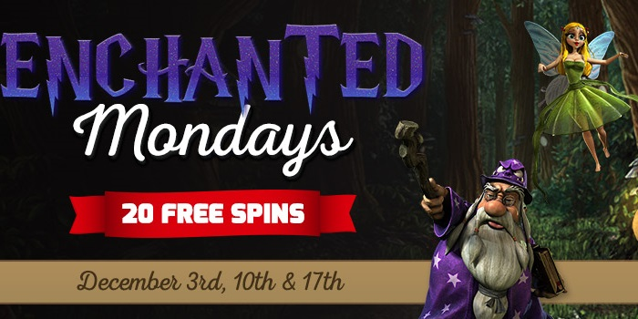 Christmas Free Spins