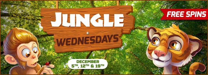 Christmas Casino Promotions Wednesday Free Spins