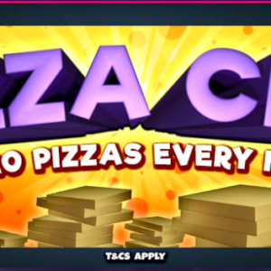 Win Pizza Express Vouchers Every Sunday at Money Reels Casino