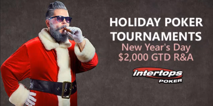 Holiday Poker Tournaments Intertops Poker