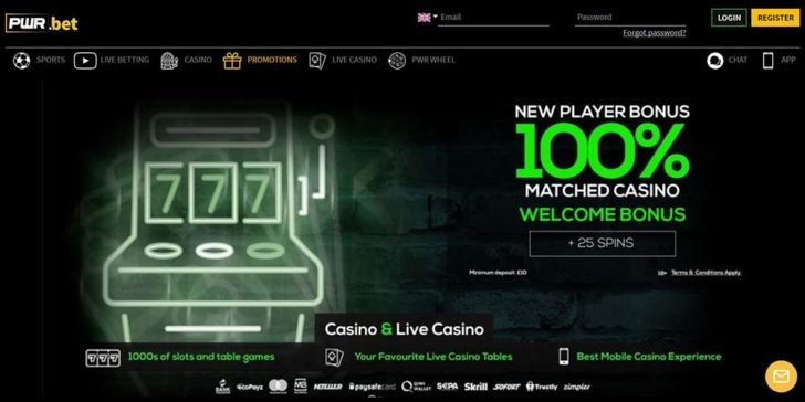 review about pwr.bet casino