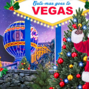 Deposit €50 and Win a Trip to Las Vegas in 2019