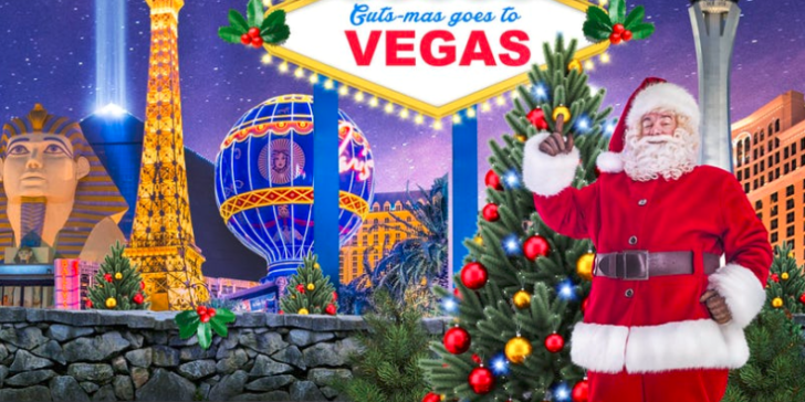 Christmas In Vegas 2019 Deposit €50 and Win a Trip to Las Vegas in 2019   GamingZion