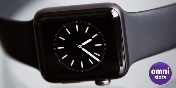 Win an Apple Watch at Omni Slots