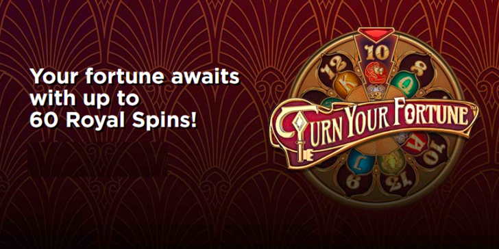 Turn Your Fortune Free Spins