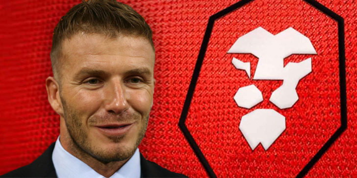 Beckham Buys Salford City