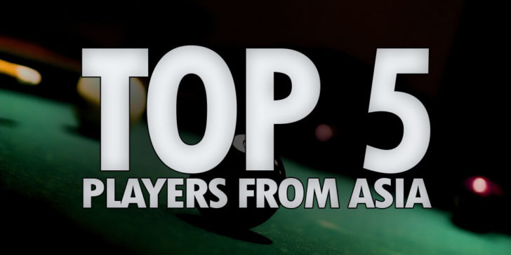 Best Asian Snooker Players
