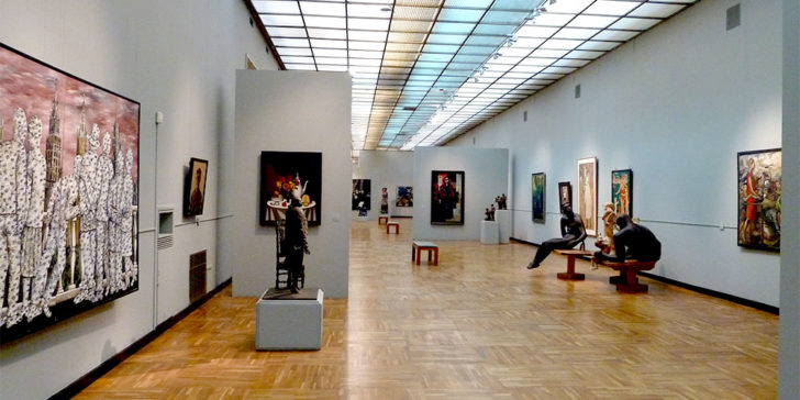 Bet on Another Painting to be Stolen from Tretyakov Gallery