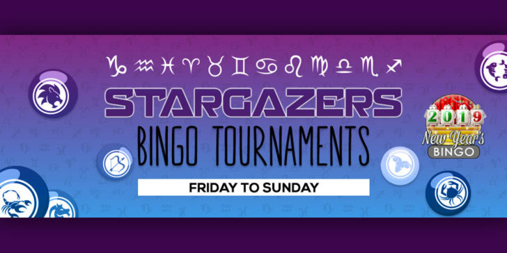 New Bingo Tournament at CyberBingo