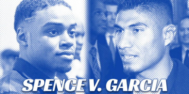 Spence v. Garcia predictions and betting odds