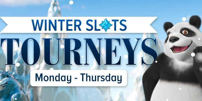 Winter Themed Slots CyberBingo Tourneys