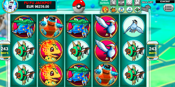 Pocket Mon Go Biggest Online Slot Jackpots in Thailand