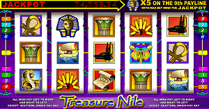 Treasure Nile Biggest Online Slot Jackpots in Thailand