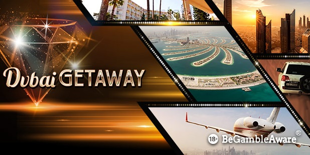 Win a Trip to Dubai 2019 bgo Casino