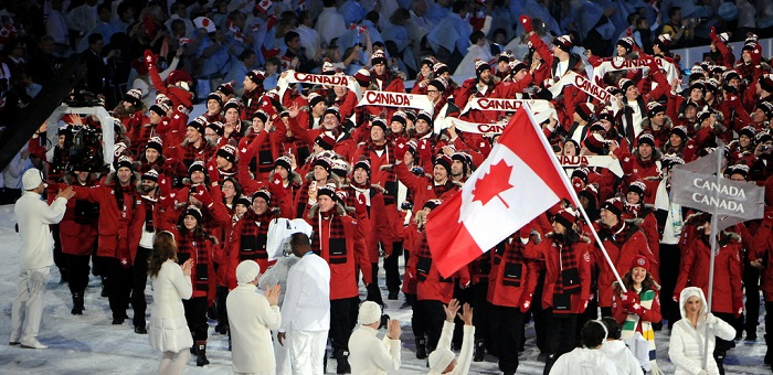 Early Bet on the 2022 Winter Olympics Canada
