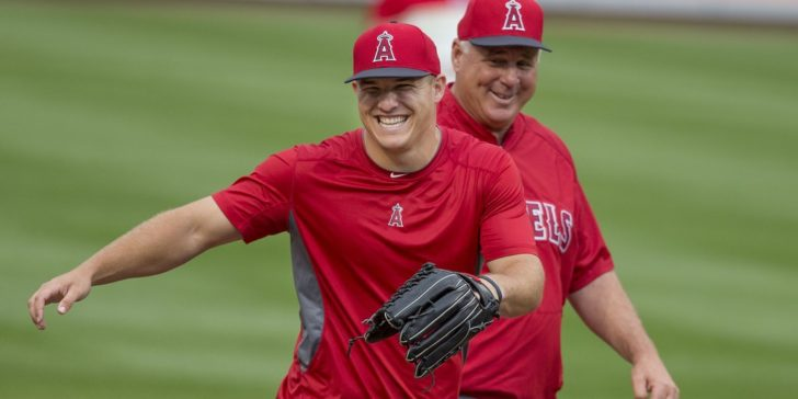 Top MLB American League 2019 MVP Betting Odds Mike Trout
