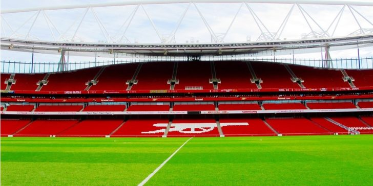 Emirates Stadium 2019 Arsenal Man Utd