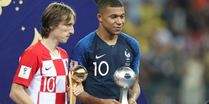 Luka Modric Named AIPS Best Male Athlete 2018