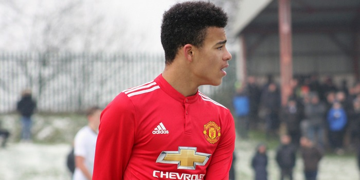 Mason Greenwood Most Talented Young Football Players in 2019