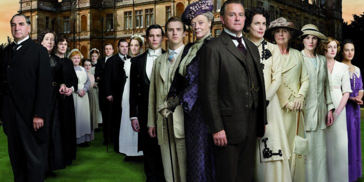 Most Popular Show on BritBox in 2020 Downton Abbey