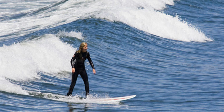 Best female surfers