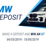 Make a Deposit at 1xBet Casino and Win a BMW X7
