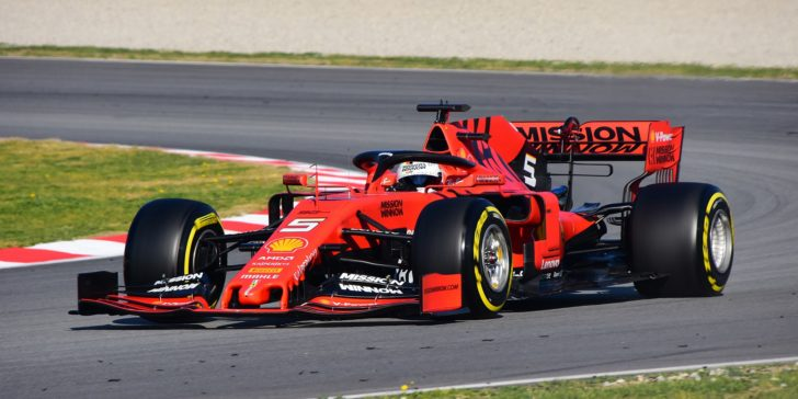 2019 Chinese Grand Prix Odds Foresee a Win for Sebastian Vettel