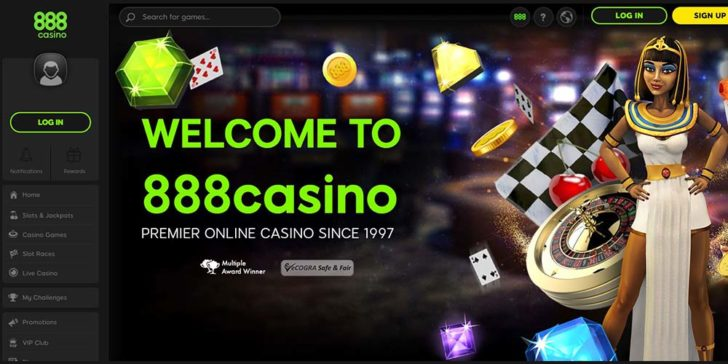 About 888casino Bonuses Promotions Games And Other Important