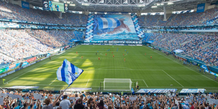 Bet on Saint Petersburg to Host the 2021 Champions League Final