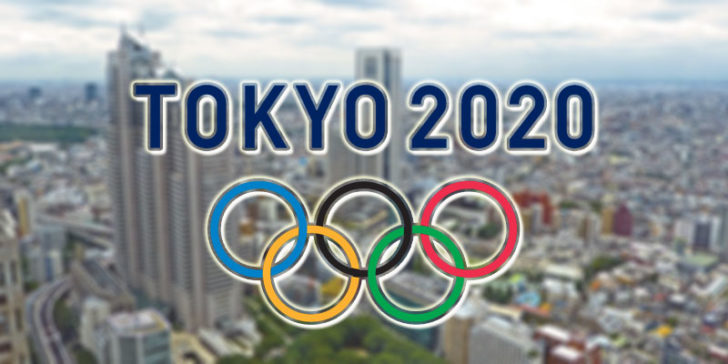 Bet on the 2020 Olympic Games